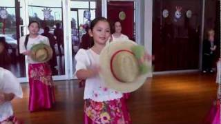 Subli Dance by Olivia, Aussie-Filipino