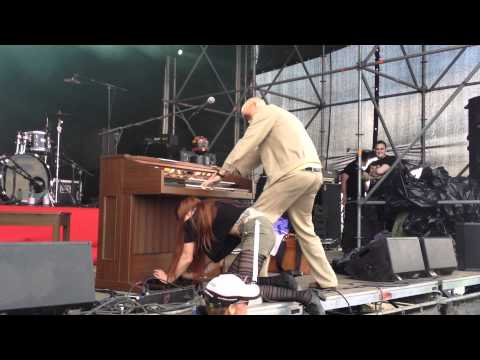 Mambo Kurt - Maria (I like it loud) live @ Nova Rock 2012