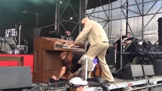 Mambo Kurt - Maria (I like it loud) live @ Nova Rock 2012