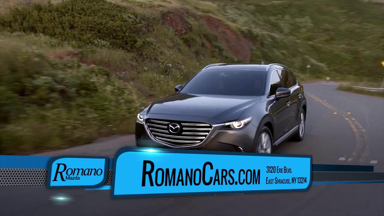 Mazda Dealer Syracuse NY Romano Mazda YouTube - Mazda dealership ny