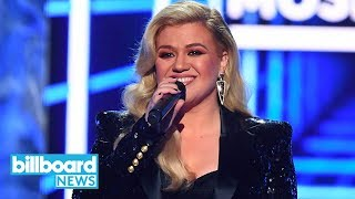 Kelly Clarkson Kicks Off 2019 BBMAs With Medley of Nominee Top Hits | Billboard News