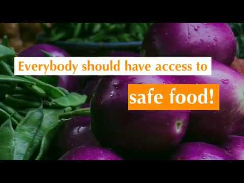 Help us bring safe food to Yangon!