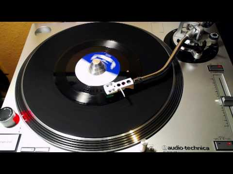 Etta James - I'd Rather Go Blind (Vinyl 45 rpm)