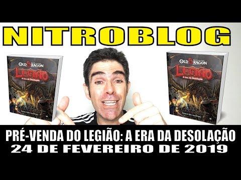 legiÃo:-a-era-da-desolação-rpg!-pré-venda-24/02/19!- -nitroblog