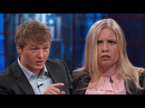 Sparks Fly When Parents In A Custody Battle Face Off On Dr. Phil's Stage