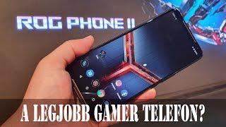 A ROG Phone II lesz a legjobb gamer telefon?
