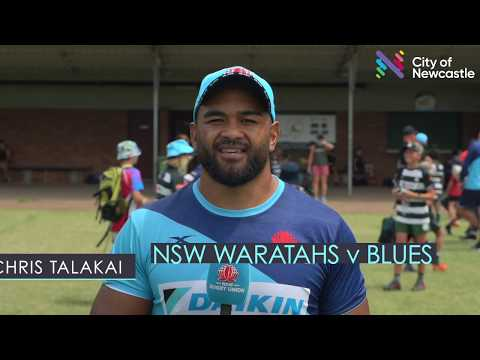 NSW Waratahs - See you in Newcastle this Saturday!