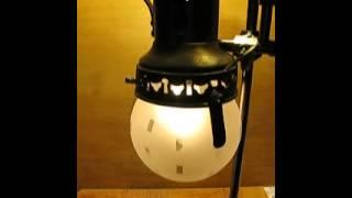 Спиртовая Лампа А.Э.К. освещение 3 Spiritus Lamp
