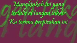 Perpisahan Ini - 1st Edition feat Aizat Amdan ( FULL LIRIK)