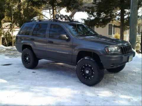 2003 jeep grand cherokee - youtube