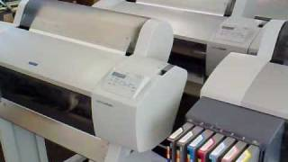 Epson stylus pro 7600 printing at Repro Repairs Workshop