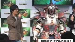 Famitsu On The Street: Monster Hunter 2nd G thumbnail