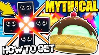 BEST WAY TO GET MYTHICAL HATS AND PETS FAST IN UNBOXING SIMULATOR! Roblox