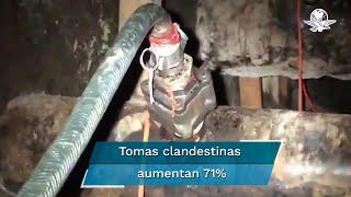Pemex reporta 2 mil 602 casos en lo que va de este gobierno contra 866 del periodo 2013-2018