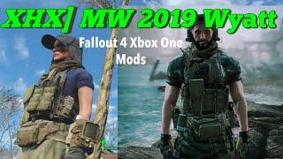 [XHX] MW 2019 Wyatt Fallout 4 Xbox One Mods