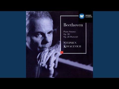 Piano Sonata No. 7 in D Major, Op. 10 No. 3: IV. Rondo. Allegro mp3
