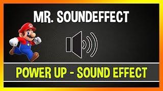 Super Mario Bros - Power Up Sound Effect | Free Download 2019 [HD]