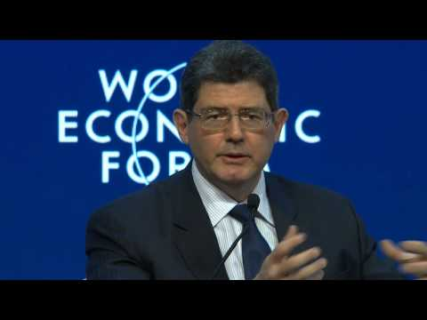 Davos 2015 - The Global Economic Outlook