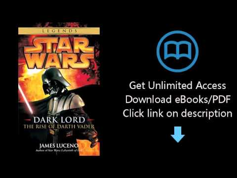 Dark Lord The Rise Of Darth Vader Ebook