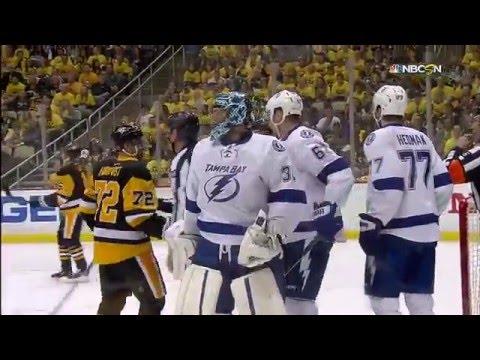 Tampa Bay Lightning @ Pittsburgh Penguins. Round 3 Game 1