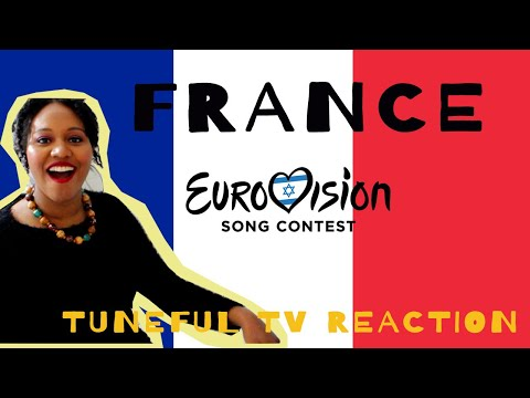 EUROVISION 2019 - FRANCE - TUNEFUL TV REACTION & REVIEW