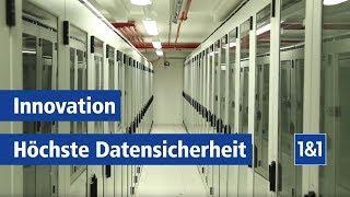 Das 1&1 Rechenzentrum in Karlsruhe