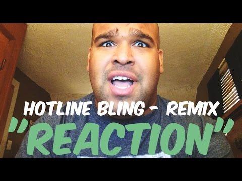 Justin Bieber - Hotline Bling REMIX [REACTION]