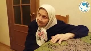 Ветеран ВОВ Нарыгина Анна Ивановна. Воспоминания о войне#3
