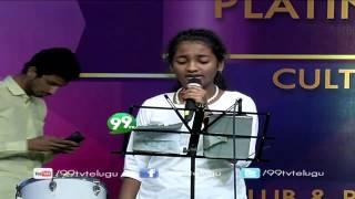 'Nanga Punga Dost' Song Performance At Numaish 2015 @ Nampally - 99tv
