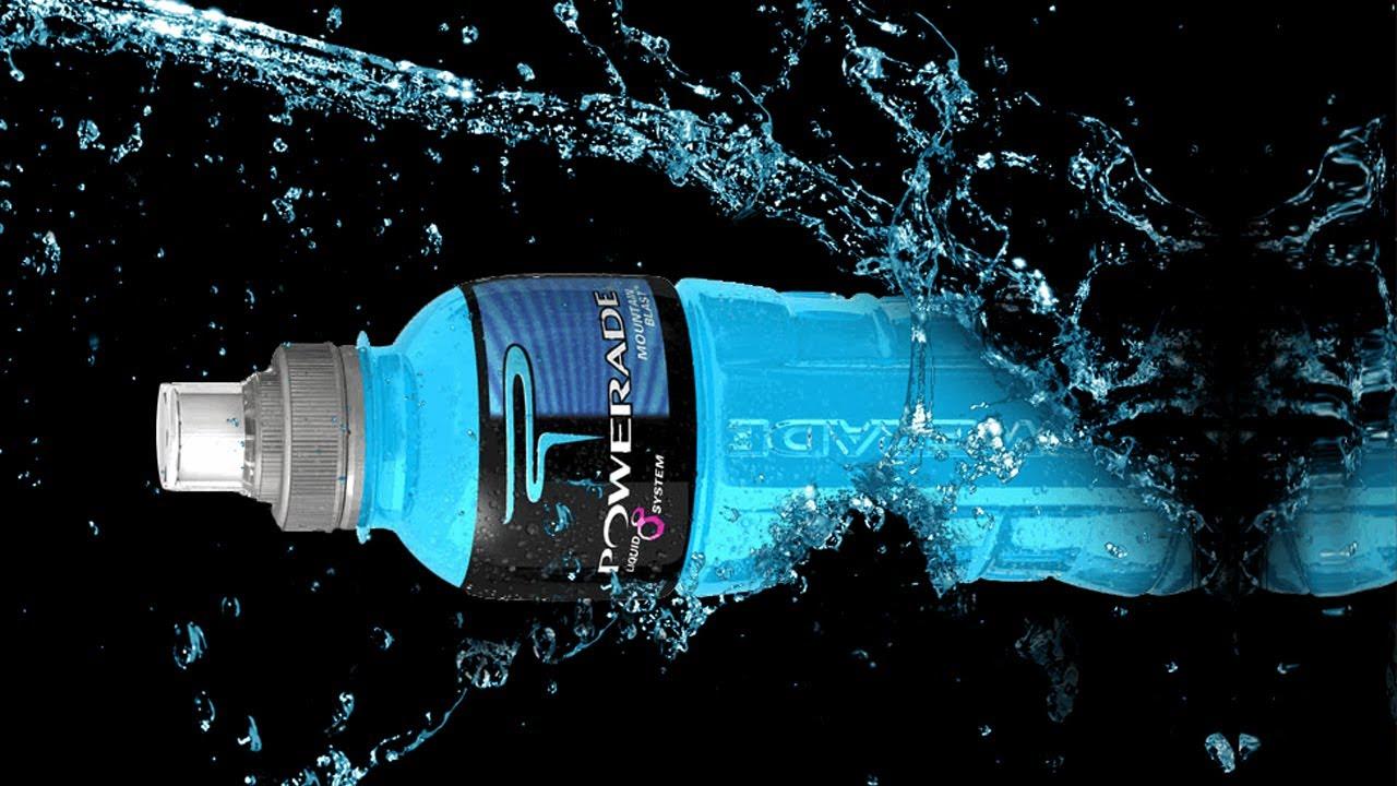 Comment faire du powerade le bleu fastgoodcuisine - Comment faire du bleu ...