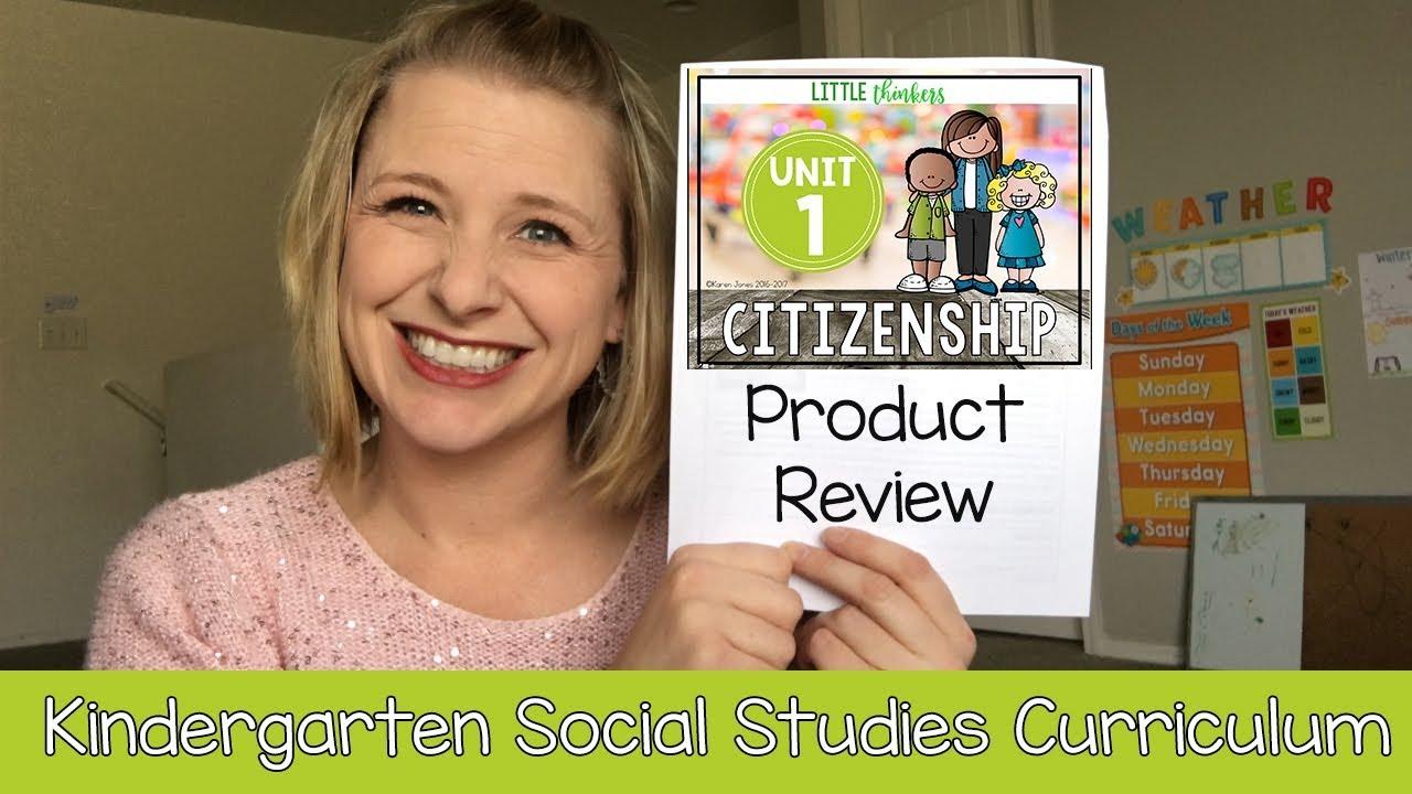 maxresdefault - Kindergarten Social Studies Curriculum