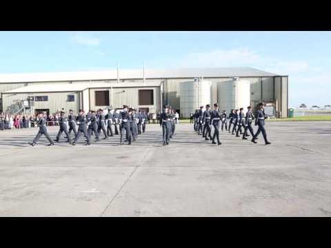 RAF Regiment THE QUEEN'S COLOUR SQUADRON