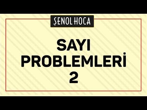 SAYI PROBLEMLERİ 2   ŞENOL HOCA
