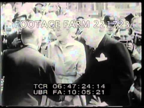 1952 England, Wedding:  Anthony Eden 221723-35