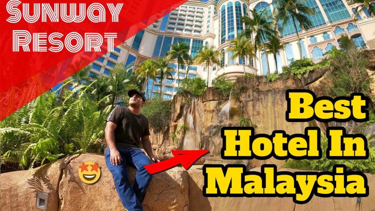 Sunway resort Hotel & Spa, Malaysia