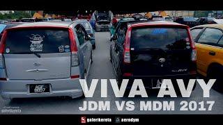Viva Mira Avy at JDM VS MDM Vol 2 2017