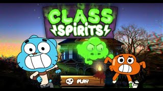 Gumball Class Spirits Full Gameplay Walkthrough