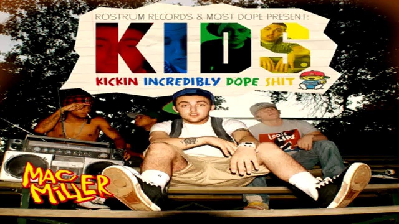 Mac Miller - K.I.D.S (Full Mixtape) - YouTube