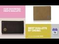 Best Wallets By Diesel Our Favorites Men's Wallets