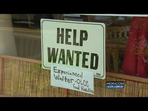 Need a job? Places on Oregon coast are looking
