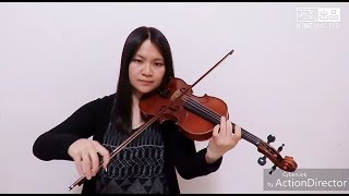 Billie Eilish - wish you were gay(Violin Cover)