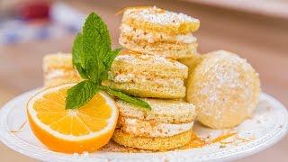 Home & Family - Meyer Lemon Sponge Kisses With Cristina Ferrare