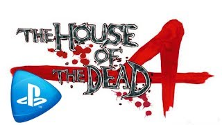 PlayStation™Now  house of the dead 4 On PC