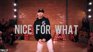 Gabe De Guzman Nice For What - Drake ft. Big freedia Choreography Phil wright
