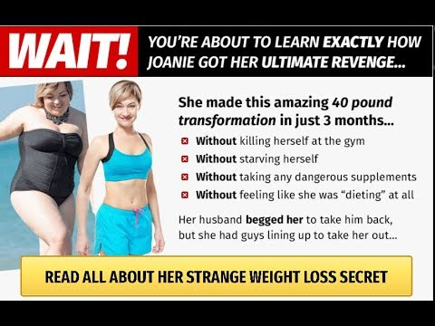 Joanie Anderson The Ultimate Revenge Diet Pdf-Can It Really Help ?