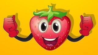 Pazara Gidelim Bir Çilek Alalım  En Güzel Meyveler Şarkıları Bir Arada