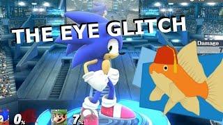 SSB4 - The Eye Glitch