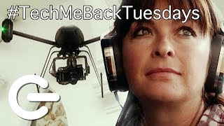 Camera Drones and other Luxury Gadgets - The Gadget Show #TBT