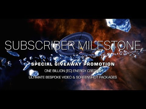 Subscriber Milestone Promotion | One Billion Energy Credit Thank You | Star Trek Online