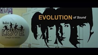 Video Evolution of Sound | The Beatles LOVE by Cirque du Soleil | 10-Year Anniversary download MP3, 3GP, MP4, WEBM, AVI, FLV Agustus 2018